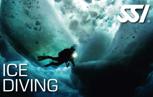 SSI Ice Diving