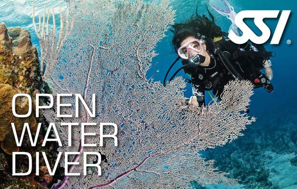 SSI Open Water Diver